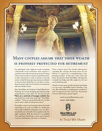 Is a couples wealther properly protected
