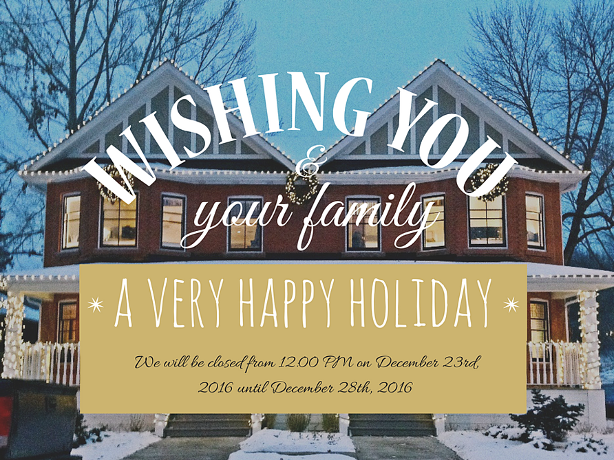 MacMillan Estate Planning wishes you a Happy Holiday