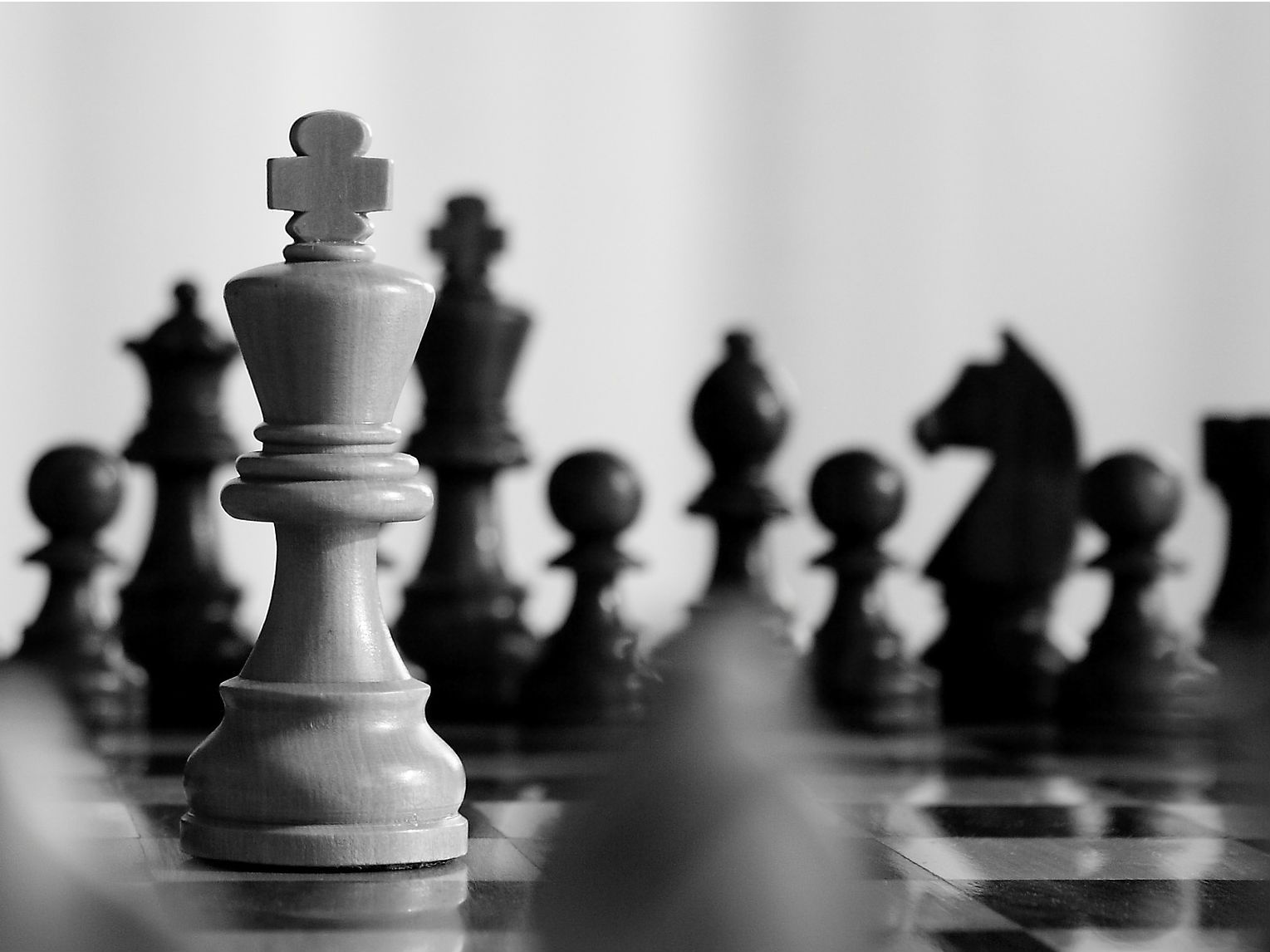 Business Succession is like a game of chess - you need to plan